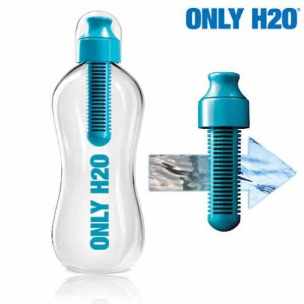 Бутилка с Карбонов Филтър Only H2O