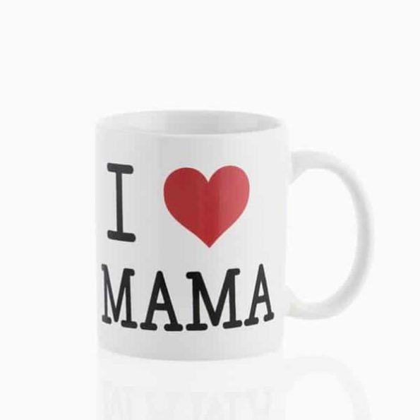 ЧАША I LOVE MAMA