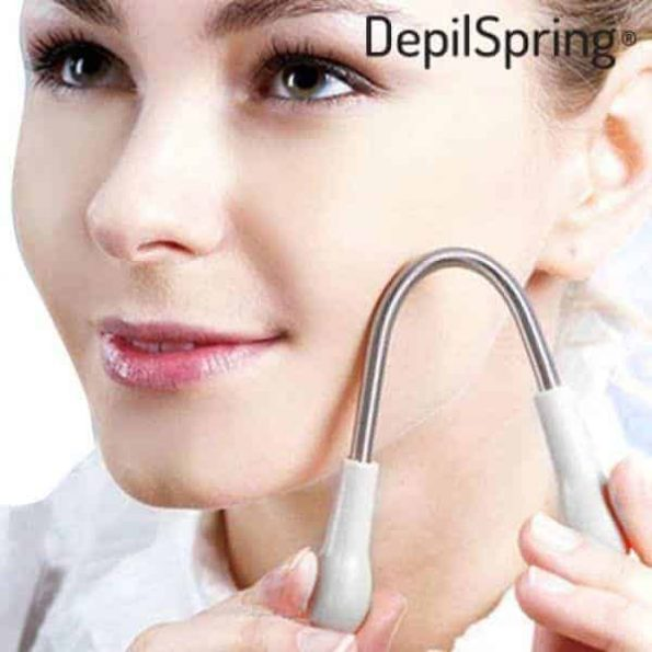 Depil Spring Епилатор за Лице