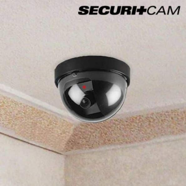 Domo Securitcam Имитация на Охранителна Камера
