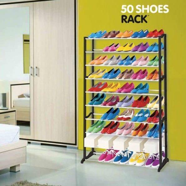 Етажерка за Обувки 50 Shoes Rack