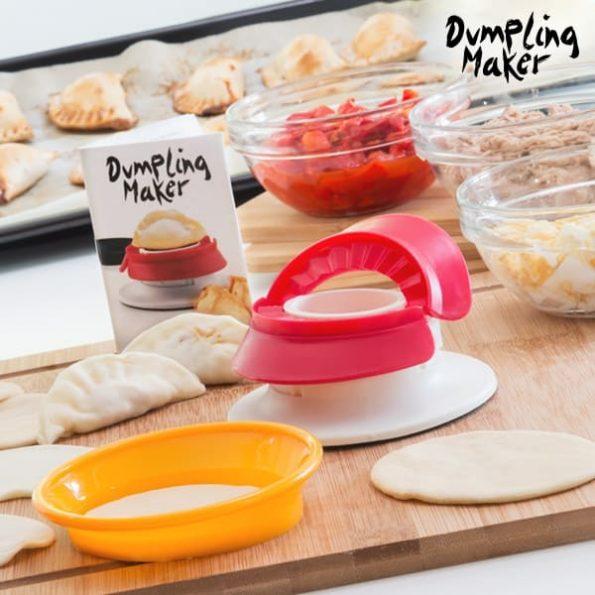 Форма за Приготвяне на Бухти и Пълнена Паста Easy Dumpling Maker