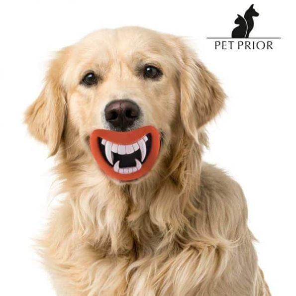 Гумена Играчка за Куче, Издаваща звук