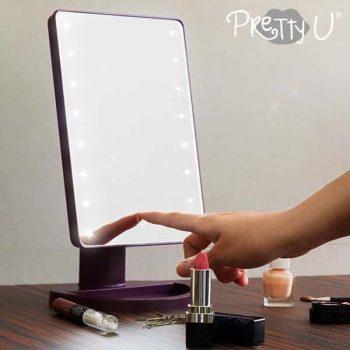 LED Огледало за Маса Pretty U