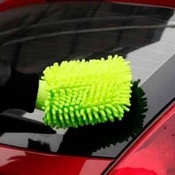 Микрофибърна Кърпа за Почистване на Автомобил
