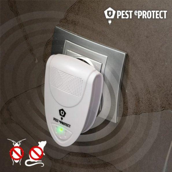 Мини Репелент Pest eProtect