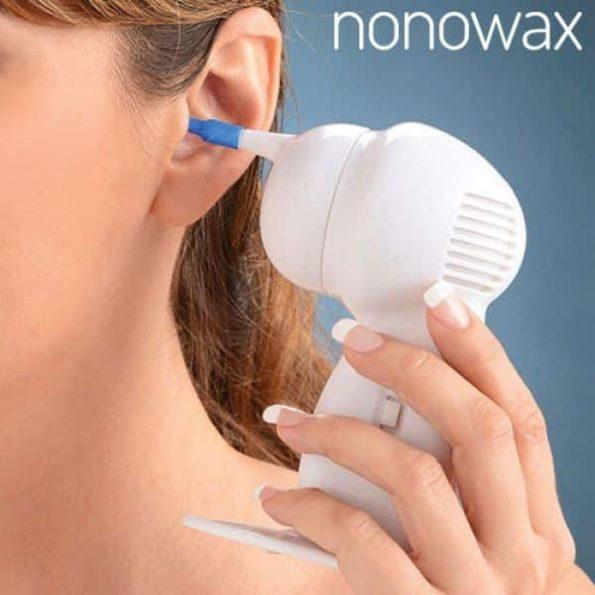 Nonowax Уред за Почистване на Уши