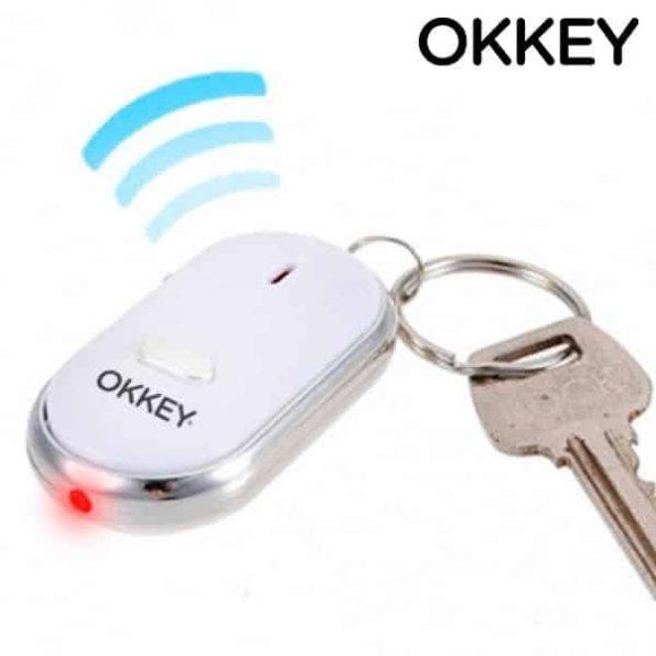 OkKey Ключодържател Търсач на Ключове