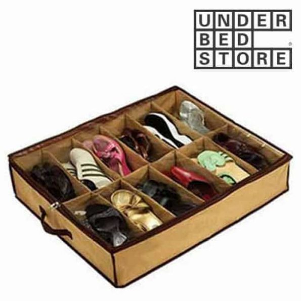 Органайзър за Обувки Under Bed Store