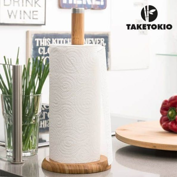 Поставка за Домакинска Хартия от Бамбук TakeTokio