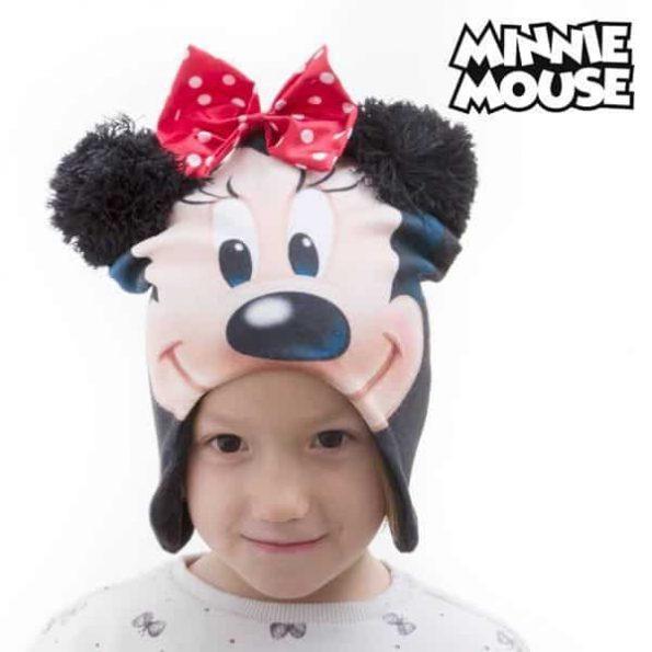 шапка мини маус