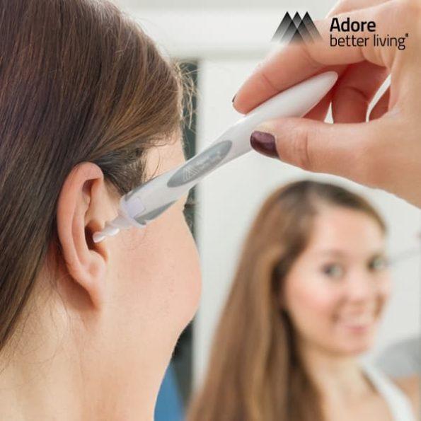 Спираловиден Уред за Почистване на Уши EarPure