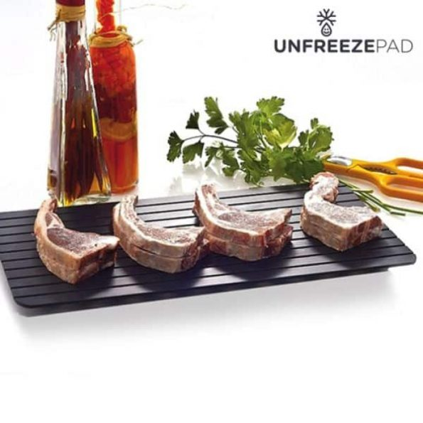 Тавичка за Размразяване Unfreezepad Food