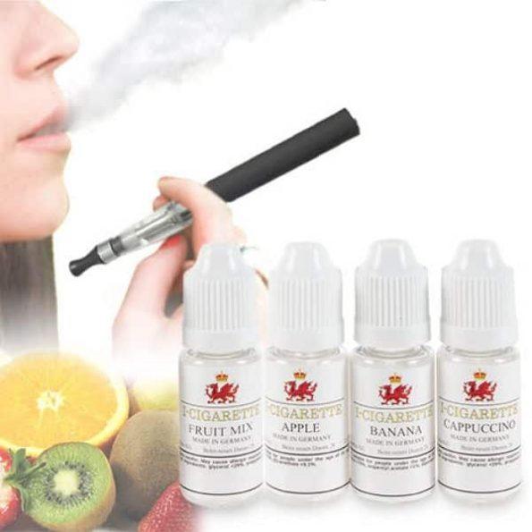 Течност за Електронна Цигара