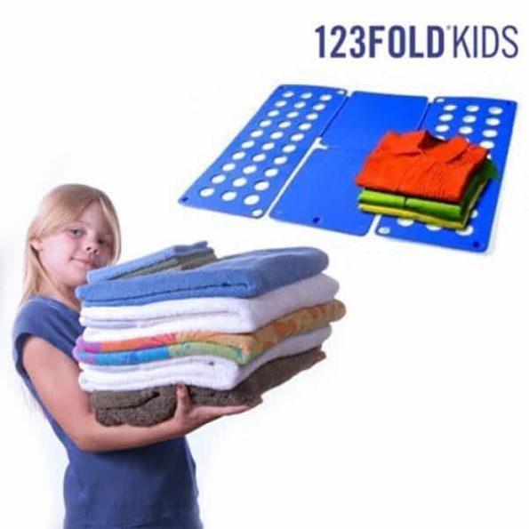 Уред за Сгъване на Детски Дрехи