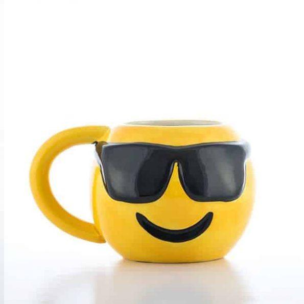 emoji чаша